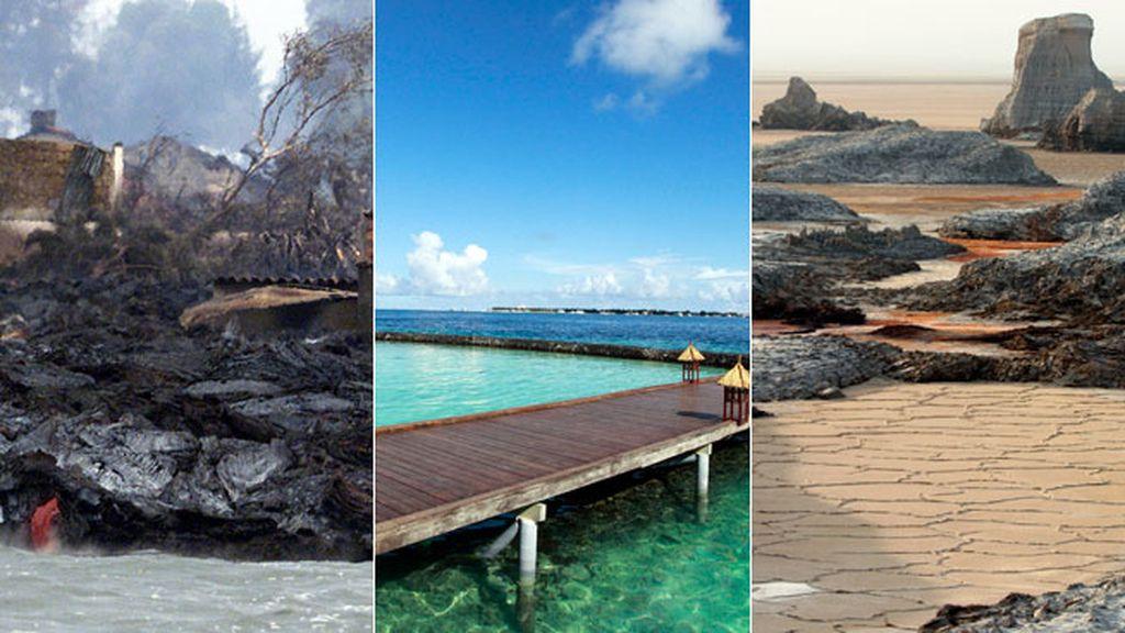 Antes de viajar, mira si estás en uno de los lugares más atacados por la naturaleza