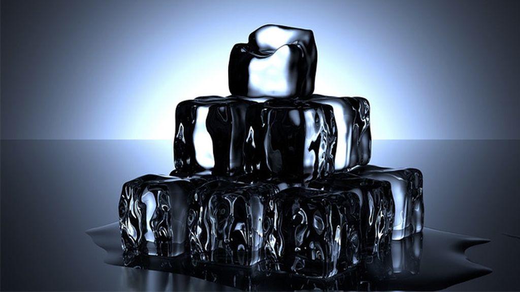 cubito hielo