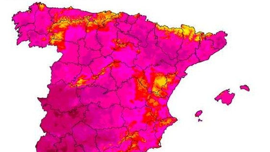 Ola de calor 2003