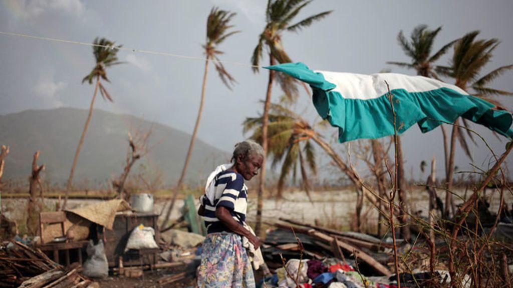 Las tormentas de Haití suelen convertirse en huracanes