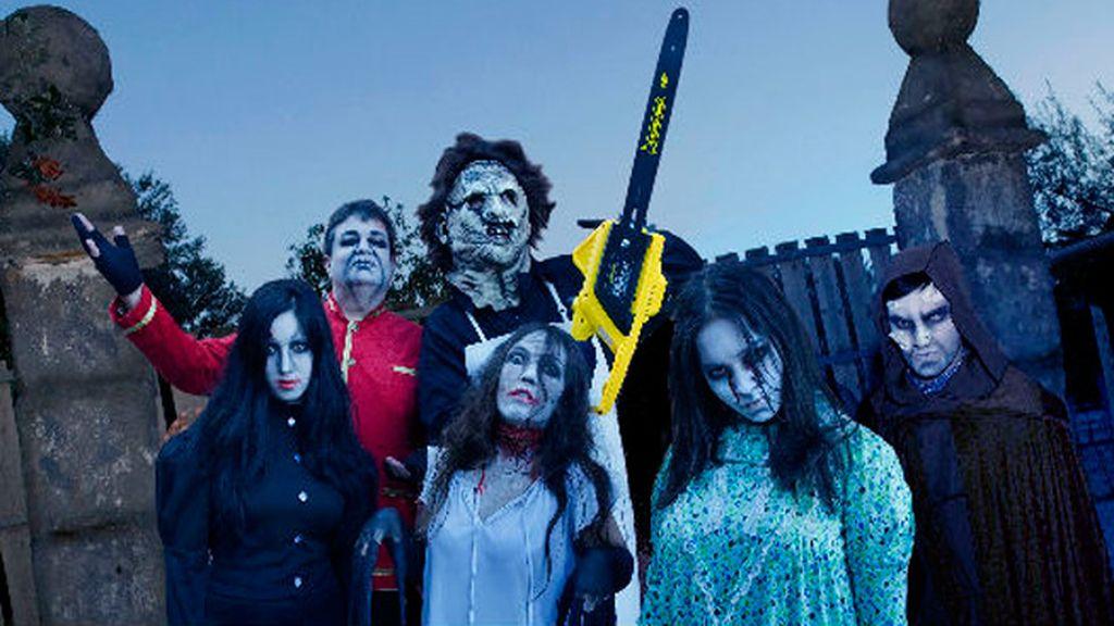 Circo zombie y mucho más en Sendaviva (Navarra)
