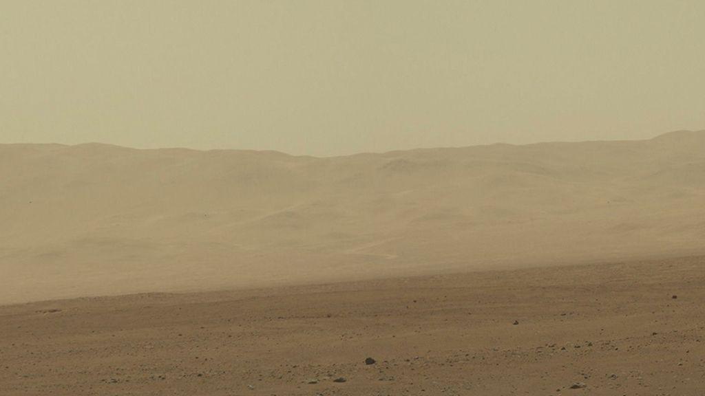 El planeta rojo, de cerca