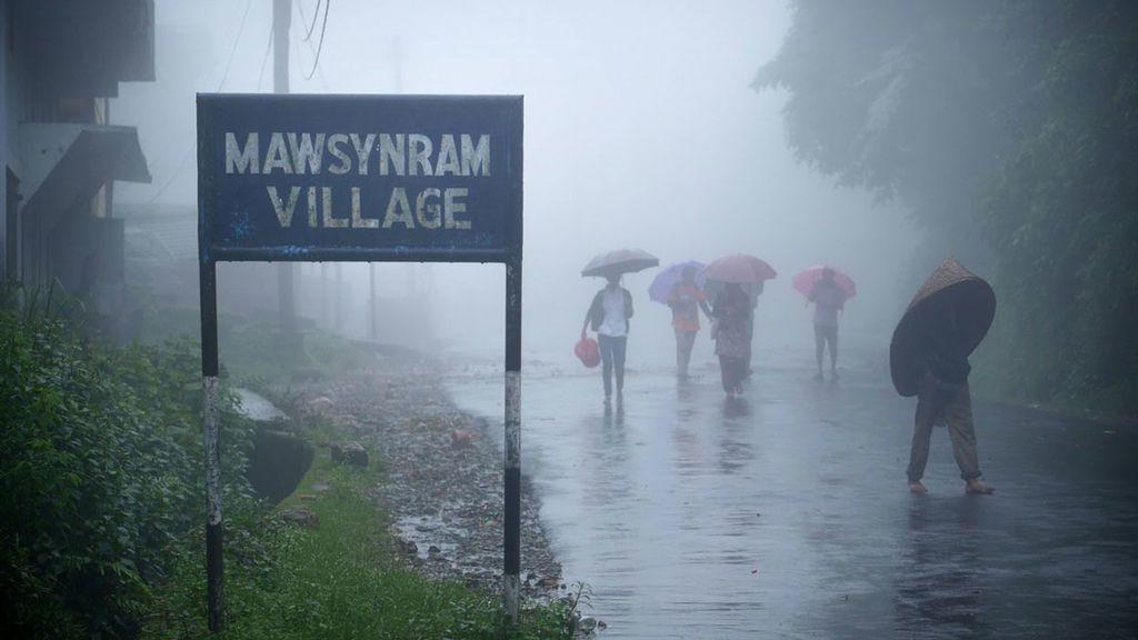 1- Mawsynram (India)