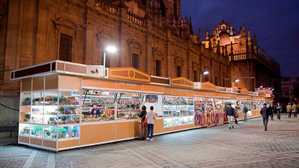 Todos los Belenes del mundo están en Sevilla