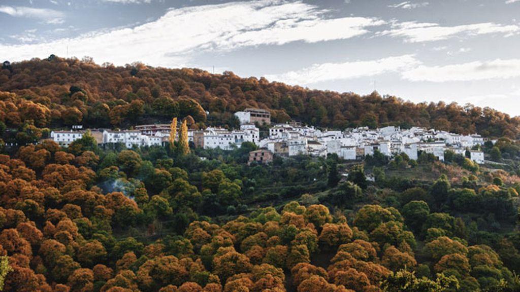 Valle del Genal en Málaga