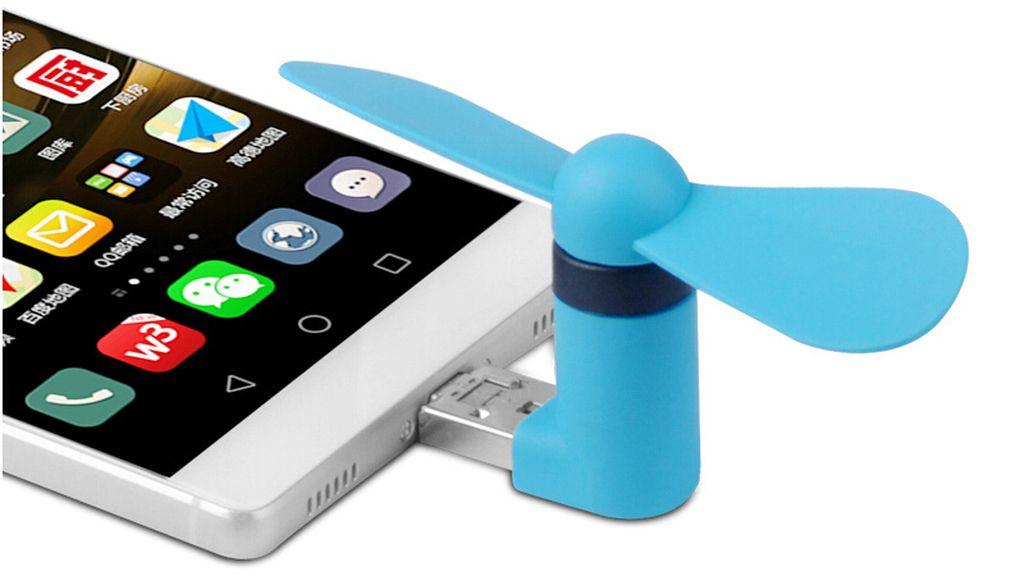 Ventilador para móviles