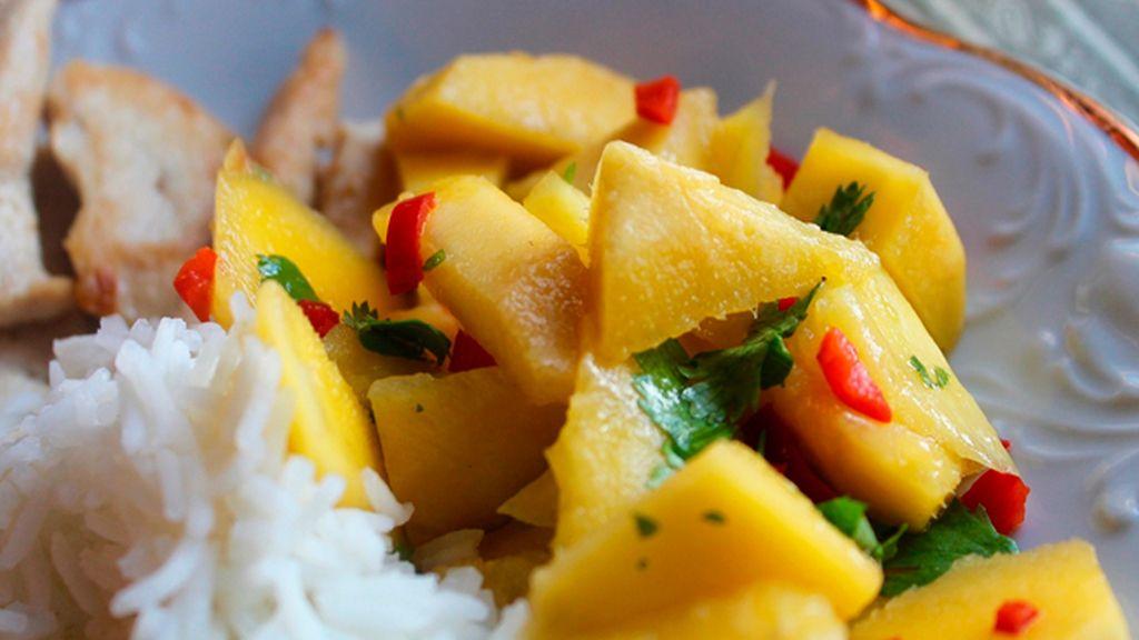 Inmunes gracias al mango