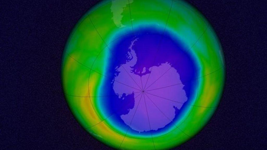 Que el agujero de la capa de ozono siga cerrándose