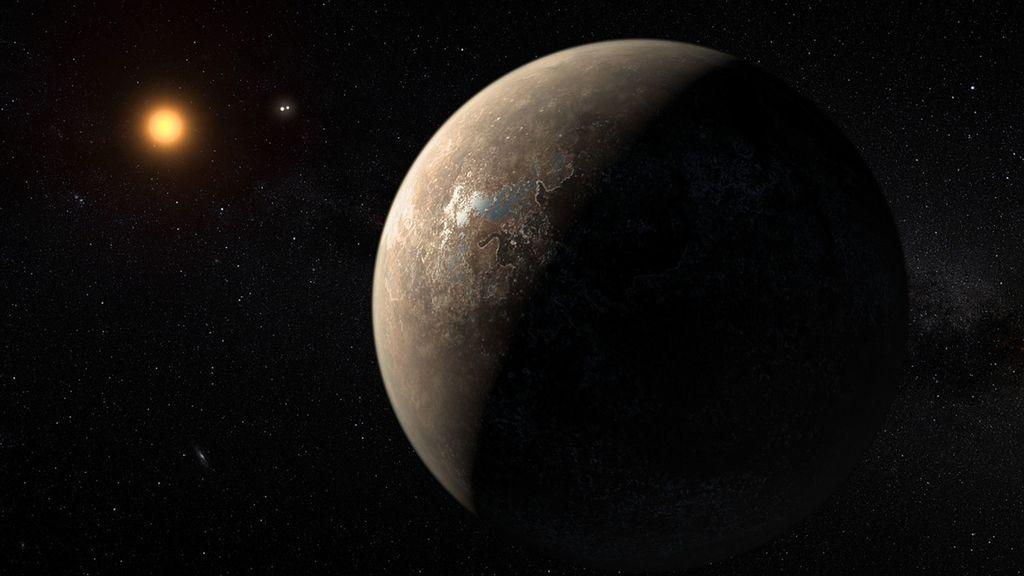 proxima b planeta