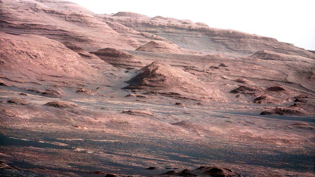 Marte vida