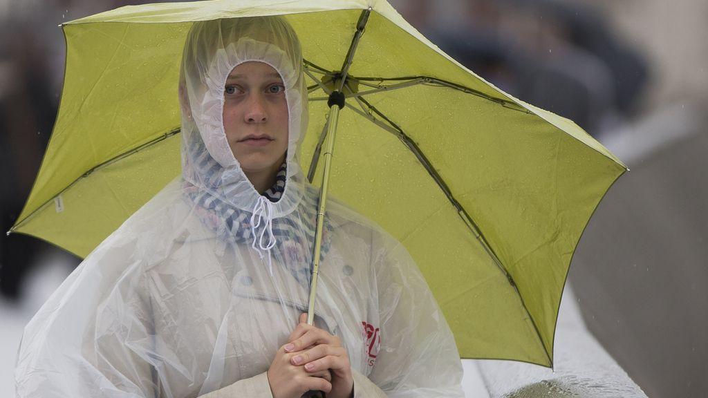 Alerta por lluvias