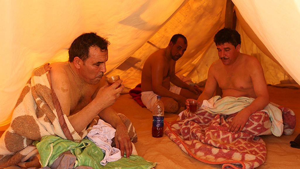 Una terapia alternativa en Siwa