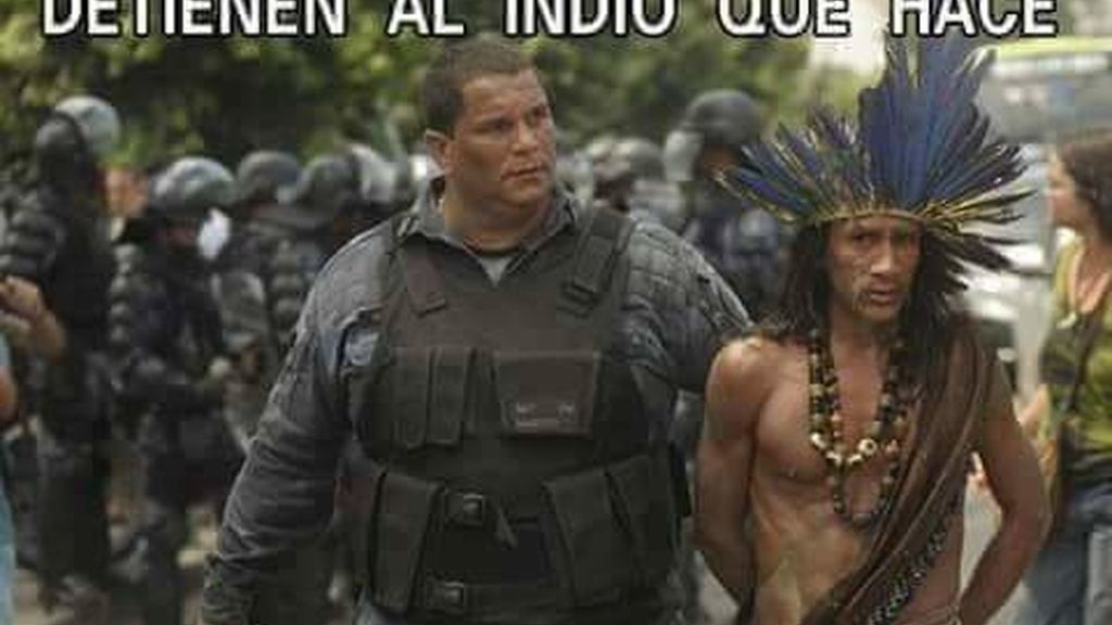 Indio Lluvia