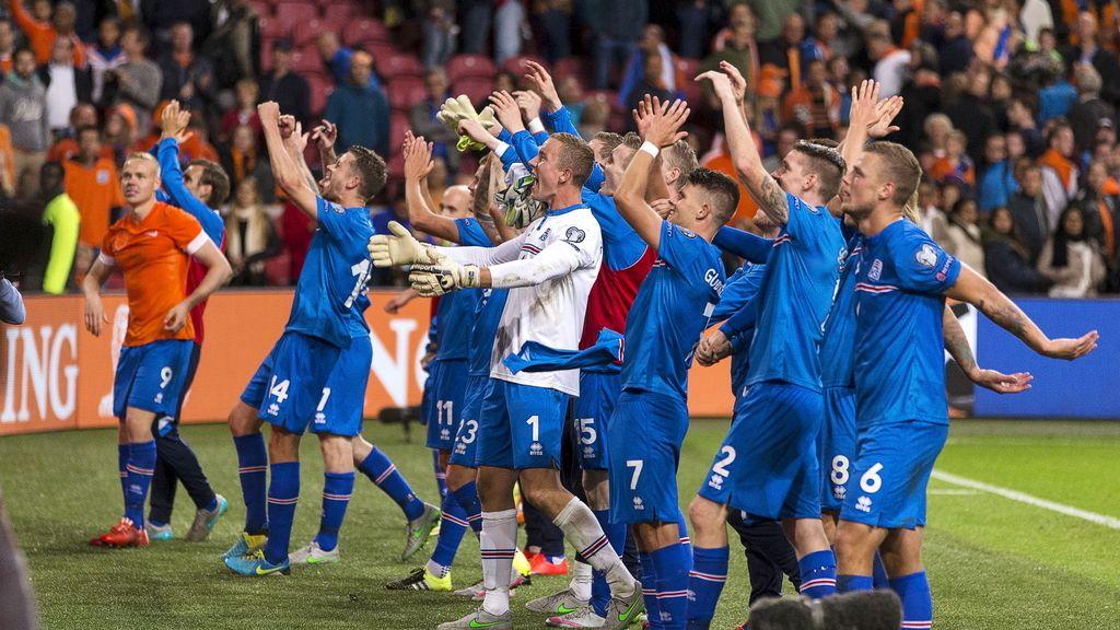 Equipo de Islandia