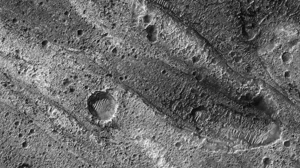 nasa crater