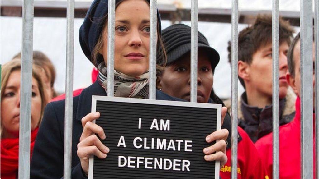 Marion Cotillard, implicada por la causa