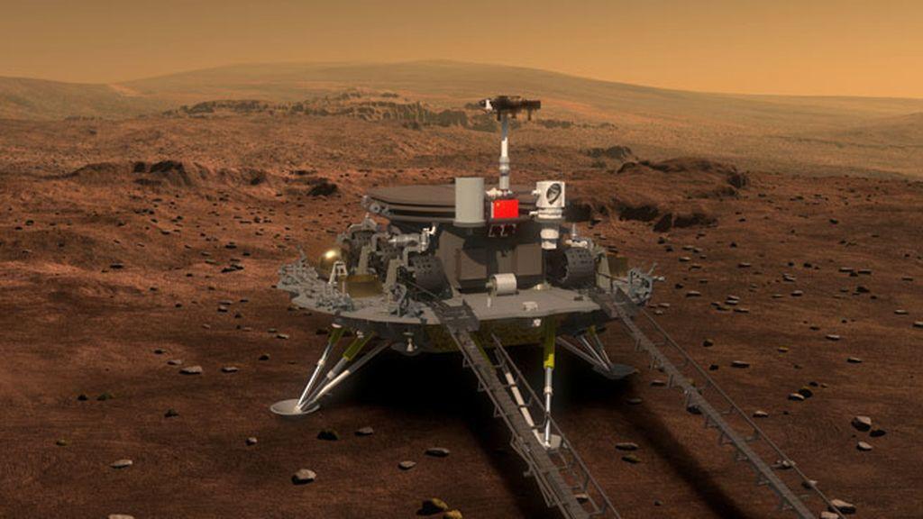 Que la humanidad llegue a Marte… ¡YA! Europa, Rusia o China. Nos da igual