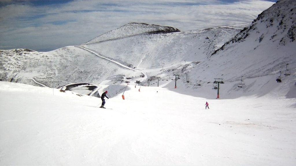 Tipos de nieve