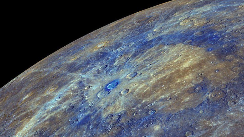 Mercurio, el planeta extremo