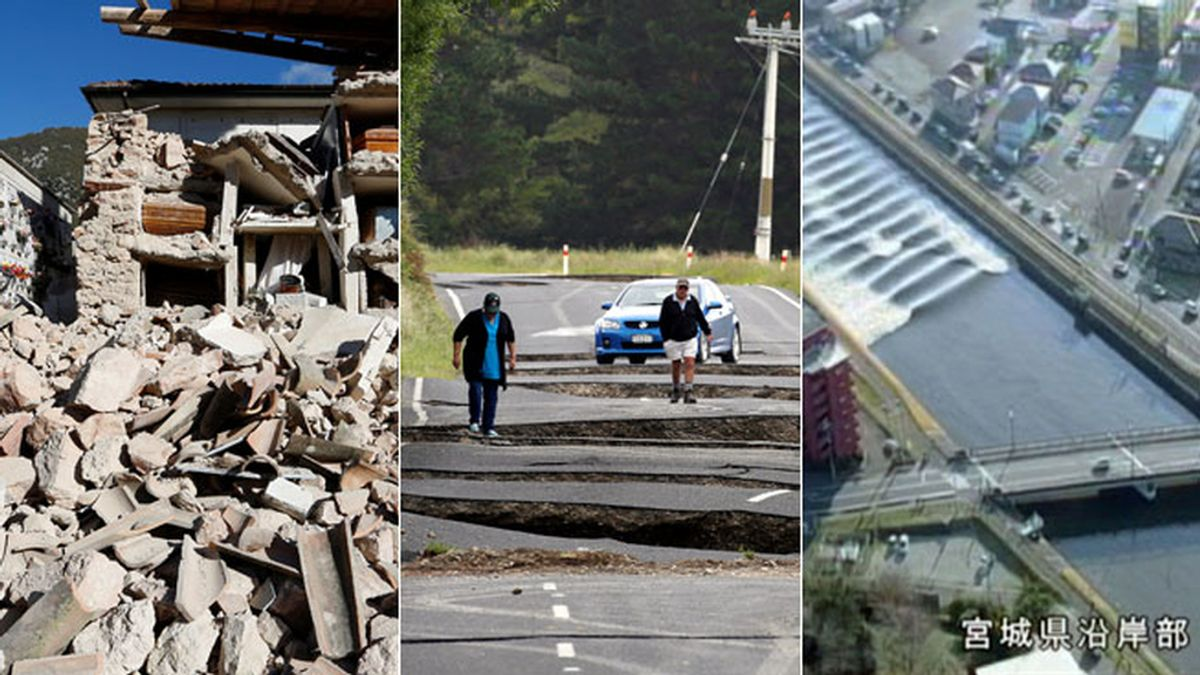 apertura terremoto