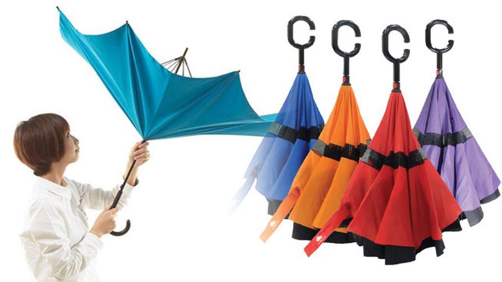 El paraguas definitivo