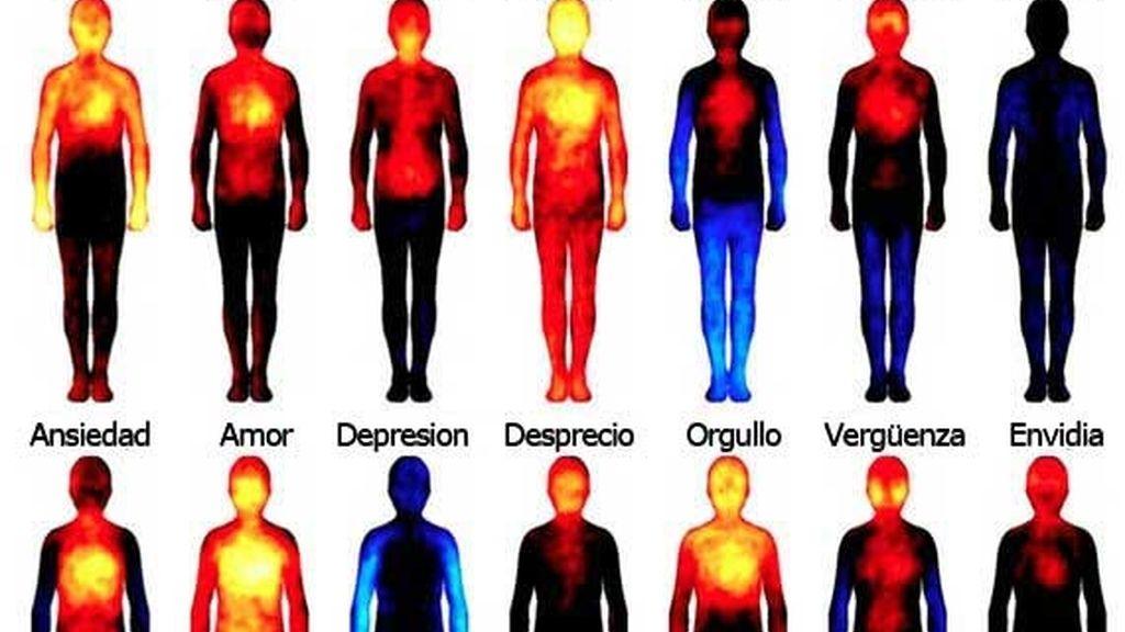 emociones y temperatura II