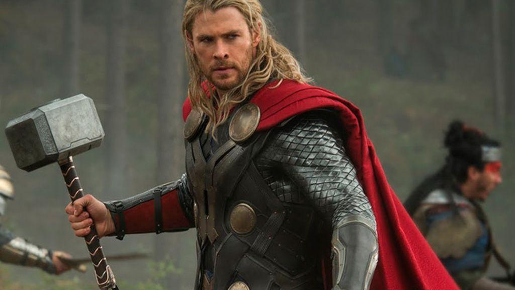 La culpa la tiene Chris Hemsworth