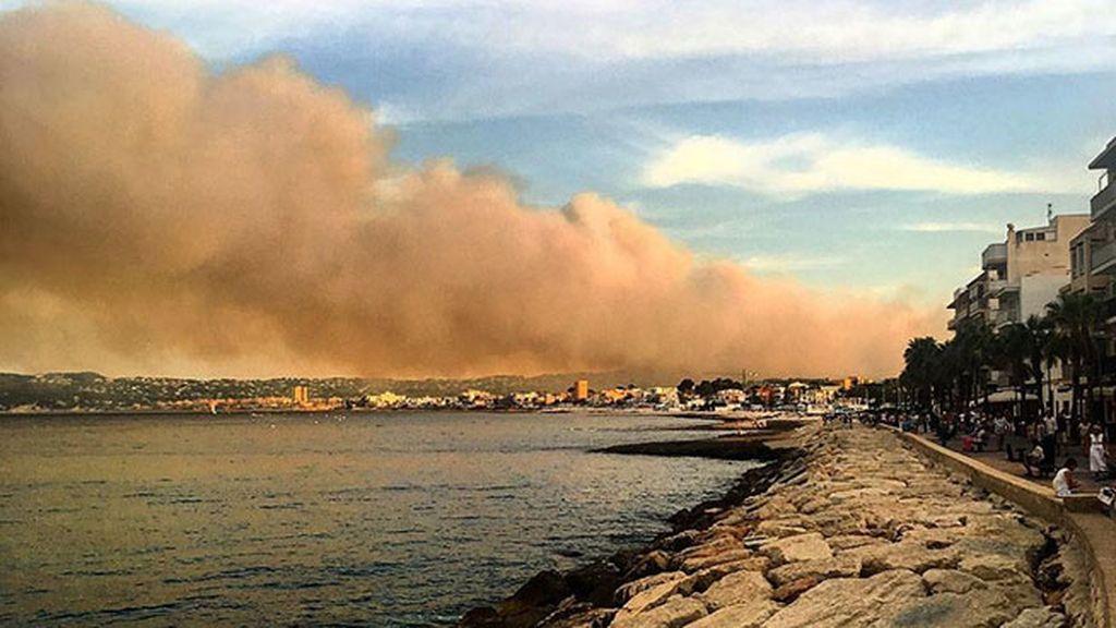 @Skaterdude3333 ha publicado esta imagen desde el Puerto de Jávea