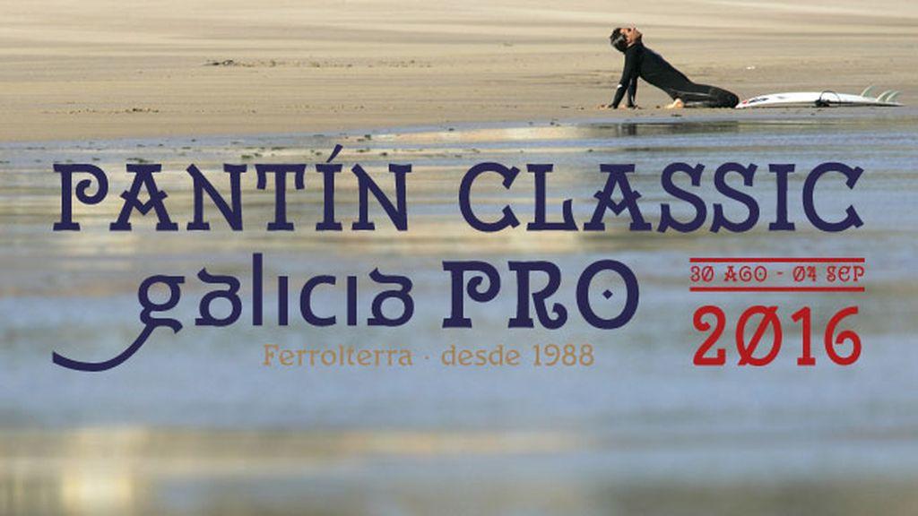 Los surferos preparan ya sus tablas… ¡Vuelve el Pantin Classic Galicia Pro 2016!