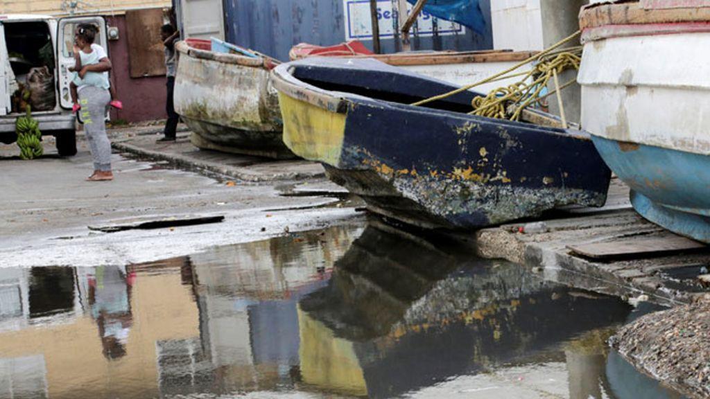 Jamaica y la República Dominicana, de las primeras en vivir Matthew, sufrieron la pérdida de cuatro personas