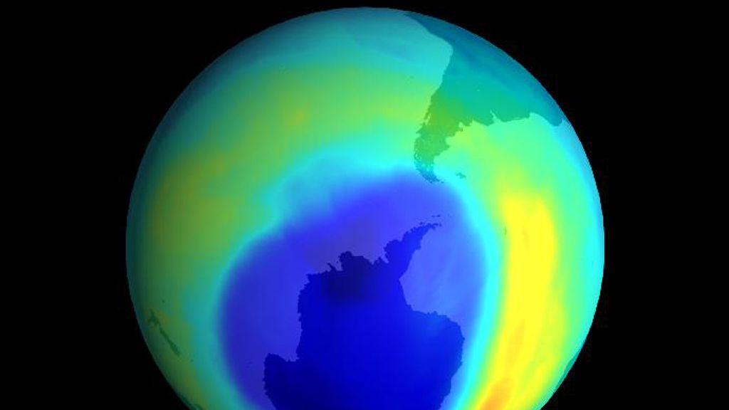 capa de ozono 2000