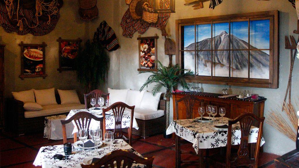 Cena romántica en Tenerife, pero que no se entere el fantasma