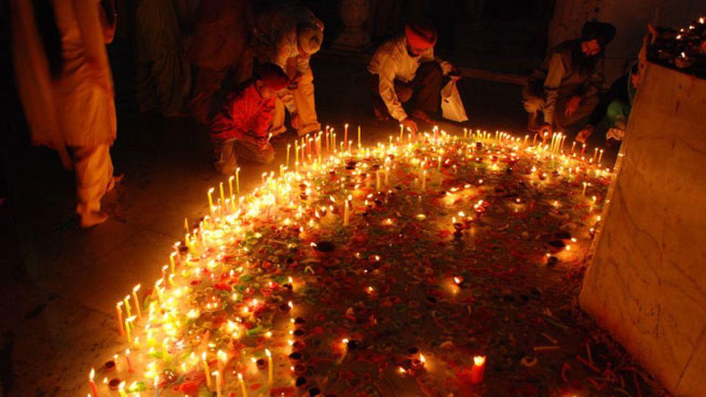 Diwali, en India