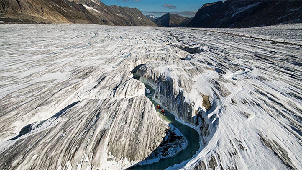 Glaciar Suiza