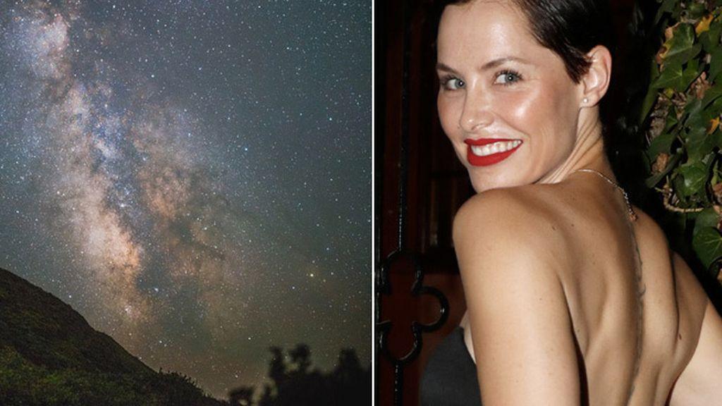 Soraya o 'la belleza de las estrellas'