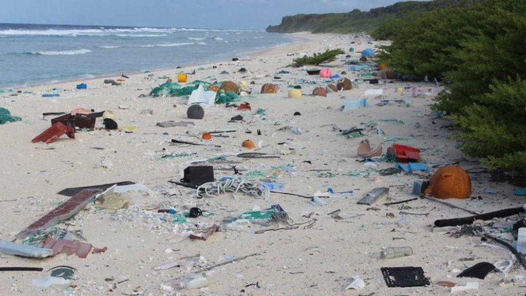 Playa contaminada 1