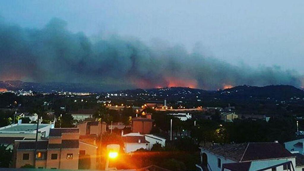 @Quelita_13 ha publicado este desolador paisaje en Instagram