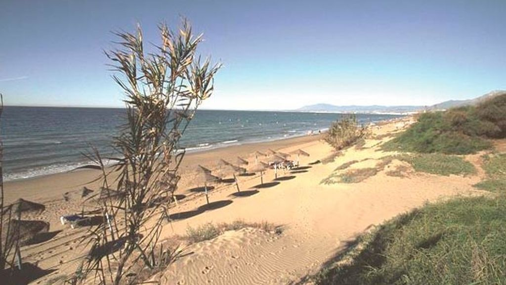 Playa Alicate, la gran desconocida de Marbella
