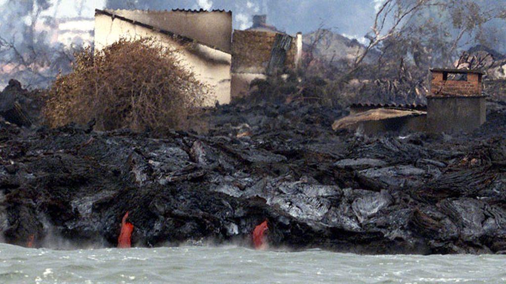 Las 'erupciones límnicas' de los fondos del Lago Kivu (Congo) y Nyos (Camerún)