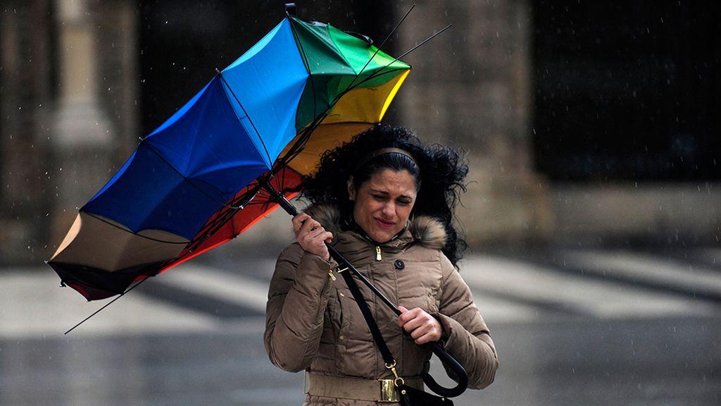 Precipitaciones y viento