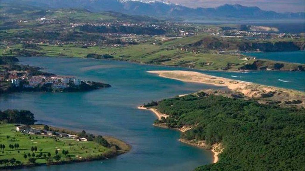 Un nuevo deporte en Liencres, Santander