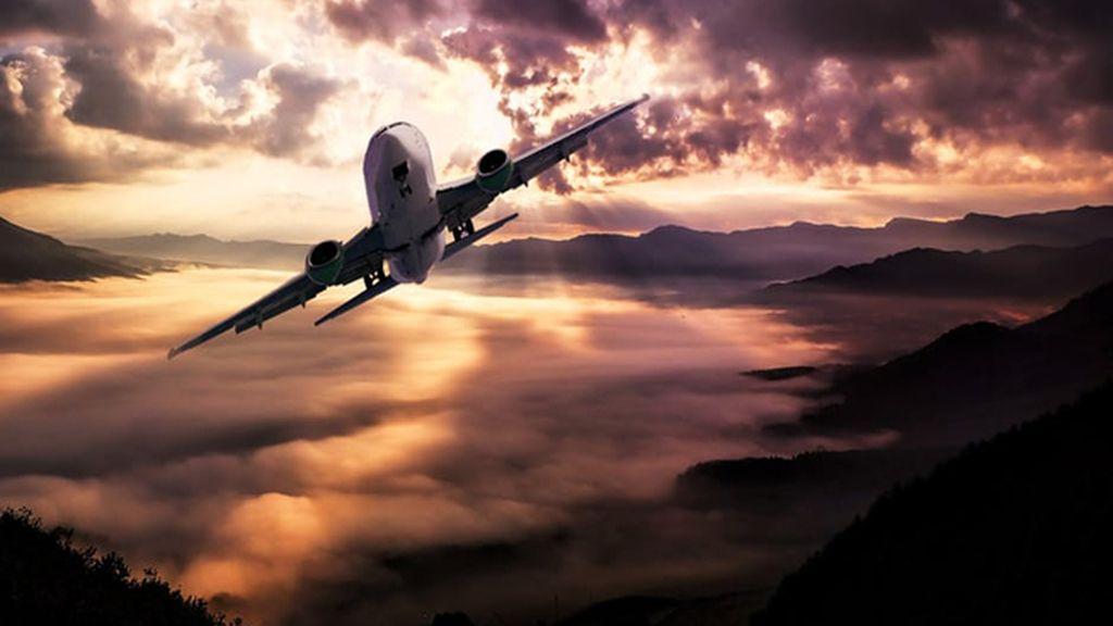 rayo vuelo
