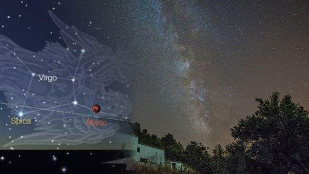 Mira al cielo: juntos podréis encontrar las constelaciones que se ven en esta época