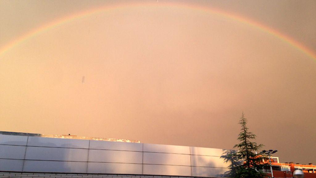 arcoíris septiembre