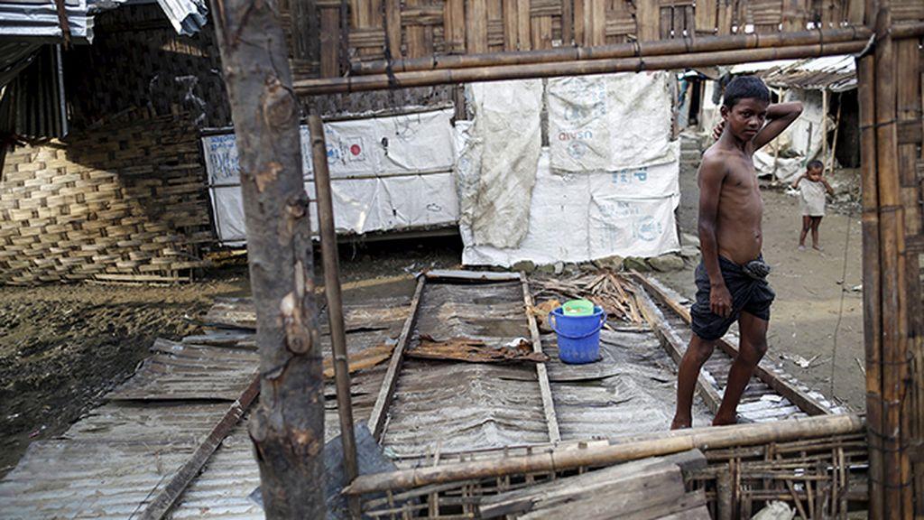 Hay más de 200.000 afectados por las fuertes inundaciones