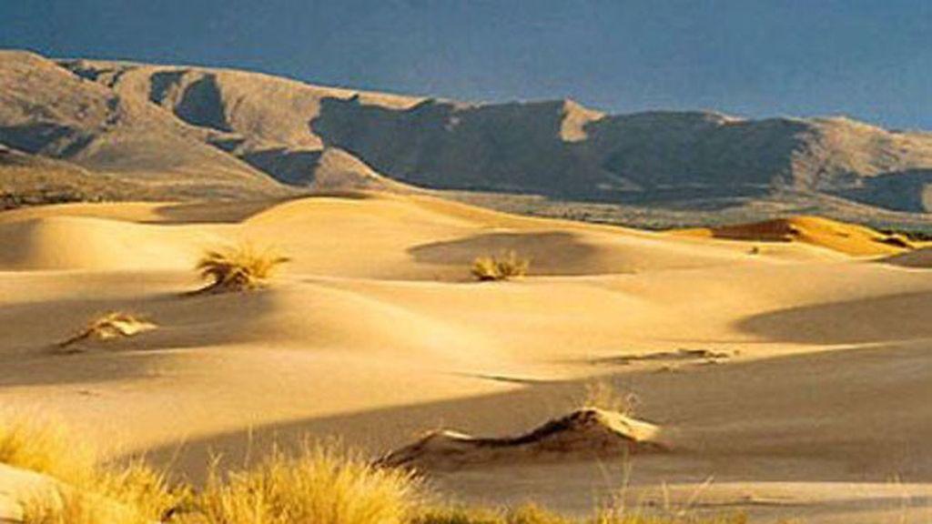 El desierto de Azizia, en Libia, el punto más caliente de la Tierra