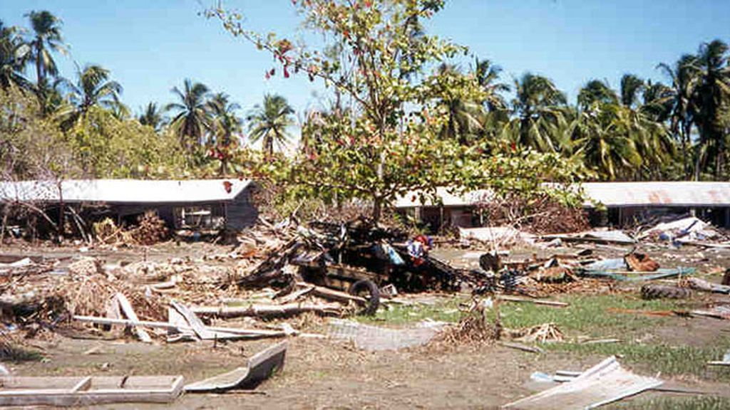 Papua Nueva Guinea, 1998
