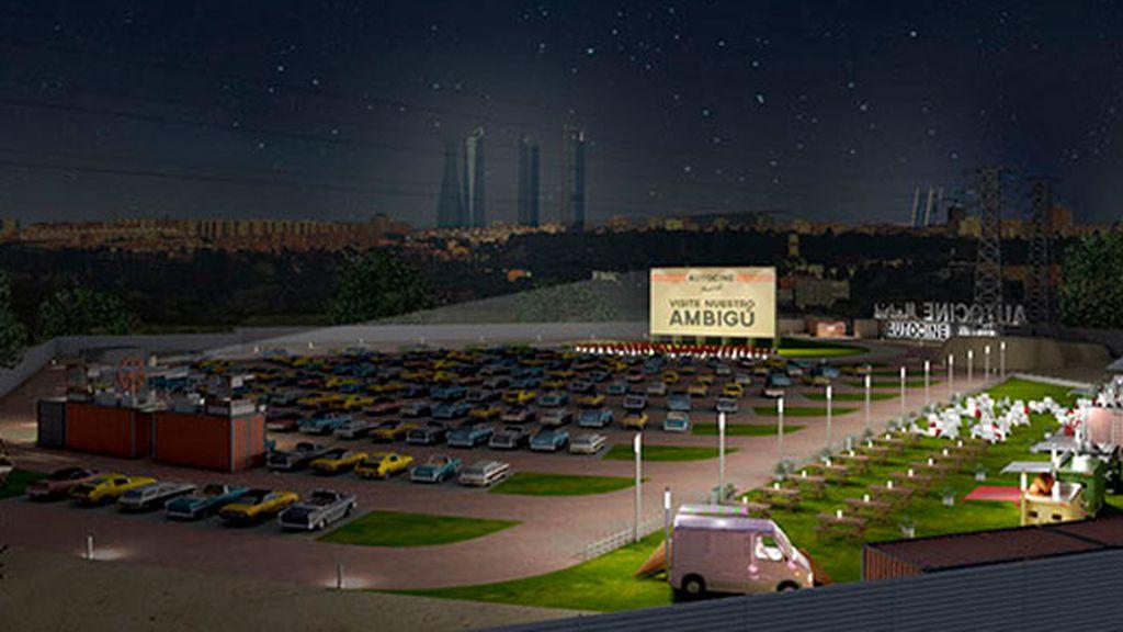 Próximamente... Autocines Madrid