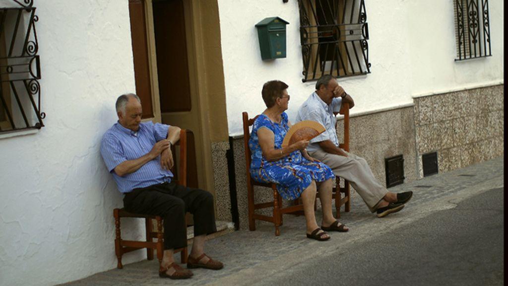 El 'tip' del verano: sacar la silla a la calle