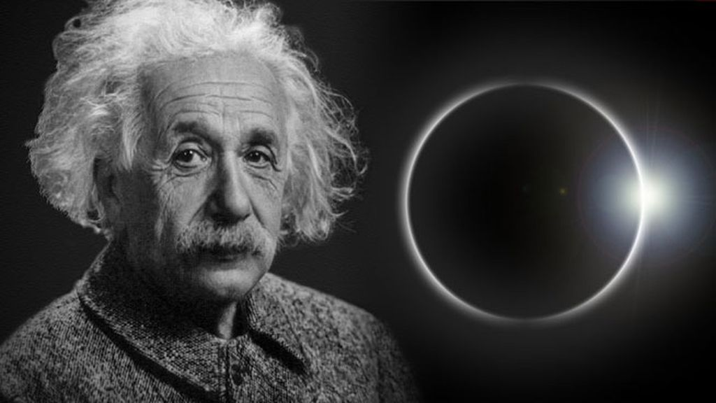 Einstein eclipse